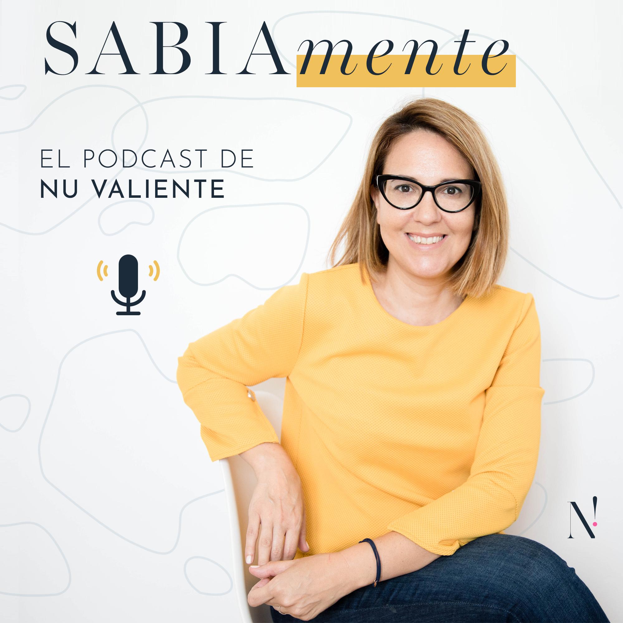 Mi podcast SABIAmente acaba de nacer